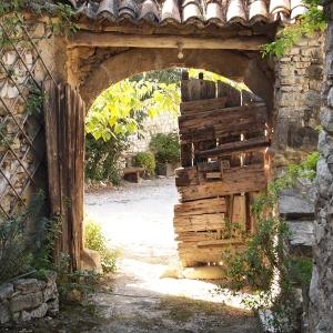 The Perfumed Doorway - small choices, big impact | Nina's Nature