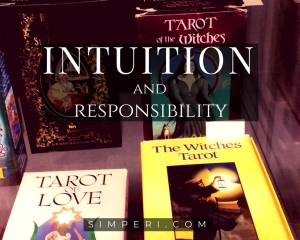 Intuition and responsibility | Simperi