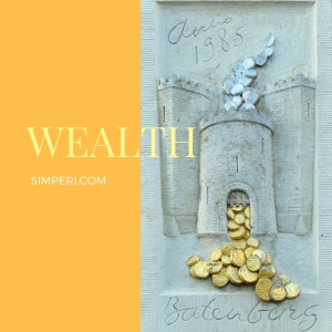 blogpost on true wealth