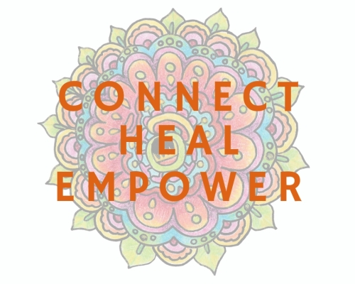 connect, heal, empower